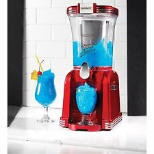 SMART 5-in-1 Retro Slush Slushie and Soft Ice Cream Treat Maker Cocktail Machine