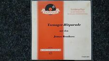James Brothers (Peter Kraus) - Teenager-Hitparade (Cowboy-Billy) 7'' EP Single