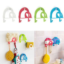 Simple Style Sponge Holder Suction Cup Sink Holder With Hook Kitchen Tool Gadget