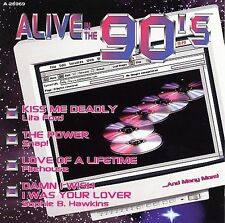 Alive in the 90's, Vol. 2 by Various Artists (CD, Feb-1999, Platinum Disc)