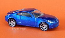 2008 Matchbox Loose Nissan Z Blue Multi Pack Exclusive Combine Shipping