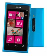 Nokia Lumia 800 Matt Cyan 16 GB Blau Windows Smartphone Ohne Simlock