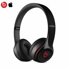Beats by Dr. Dre Solo2 Headband Headphones - BLACK or RED // UK SELLER