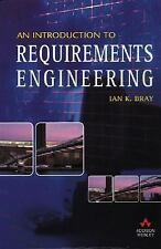 An Introduction to Requirements Engineering
