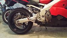 Kawasaki Ninja ZX9R Exhaust  2002 - 2003  XBST  Extremeblaster 3 stage baffle