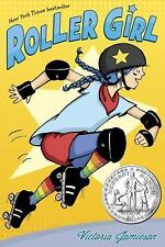 Roller Girl by Victoria Jamieson (2015, Paperback)