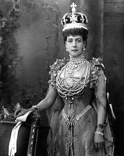 New 8x10 Photo: Alexandra of Denmark, Queen of Great Britain, Wife of Edward VII