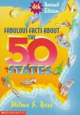 Fabulous Facts about the 50 States Ross, Wilma S., Black, S. Paperback