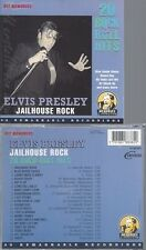 CD--ELVIS PRESLEY -- JAILHOUSE ROCK-20 ROCK & ROLL HITS
