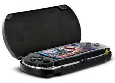 PSP Aluminum Armor Box METAL CASE - BLUE - PlayStation Portable Cover Protector