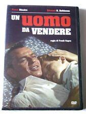 Dvd Un Uomo da vendere di Frank Capra con Frank Sinatra 1959 Nuovo