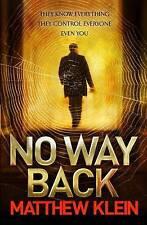 NO WAY BACK   Matthew Klein   (0005)