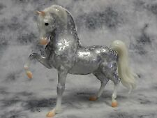 Breyer * Celebration * 711179 Breyerfest Silver Morgan Traditional Model Horse
