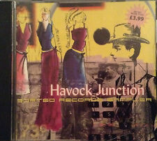 Havock Junction (CD 2001)(Prolapse,Freed Unit,Kevin Hewick,MJ Hibbett,Discordia)