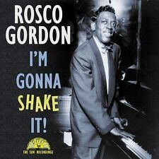 ROSCO GORDON-R&B-BLUES-ROCK-CD-STILL SEALED-LONG OUT OF PRINT-CLASSIC COLLECTION