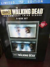 The walking dead limited season 2 fish tank aquarium rare region A.