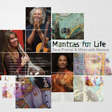 Mantras For Life - Deva / Miten / Manose Premal (2014, CD NEU)