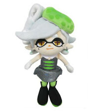 "Little Buddy Splatoon 9.5"" Marie Green Squid Sister (1470) Plush Doll"