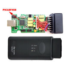 OP-COM V1.59 OBD2 Auto Diagnostic Tool with PIC18F458 chip For VAUXHALL OPEL