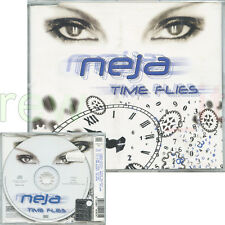 "NEJA ""TIME FLIES"" RARO CDsingolo 4 TRACKS 2001 ITALY"