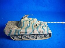Classic Toy Soldiers WWII German Panther tank (camoflauged)
