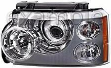 HELLA Bi-Xenon Headlight Left Fits LAND ROVER Range Rover Sport 2005-2009