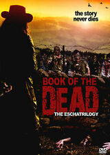 DVD • BOOK OF THE DEAD: THE ESCHATRILOGY  *Brand New
