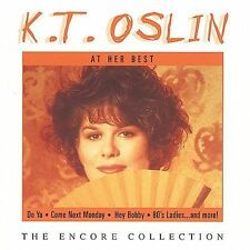At Her Best by K.T. Oslin (CD, Sep-1998, BMG Special Products)