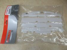 OEM YAMAHA LEFT RADIATOR GUARD SHIELD YZ 250F 450F YZ250F YZ450F 2007 2008 2009