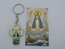 Our Lady of Charity Key Chain/ Llavero de la Virgen de la Caridad del Cobre