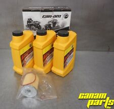 OEM CAN AM RENEGADE, MAVERICK AND OUTLANDER SYNTHETIC OIL CHANGE KIT 703500905