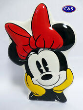Disney Minnie Mouse money box/bank (A27158) 19cm