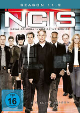 3 DVDs * NCIS - STAFFEL / SEASON 11.2 - NAVY ~ MB  # NEU OVP +