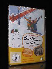 DVD DREI MÄNNER IM SCHNEE - Deutscher Klassiker der 50er nach ERICH KÄSTNER *NEU