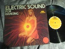 ELECTRIC SOUND FOR DANCING CHAPARALL INC. HAIRY CHAPTER heavy psych on MARITIM