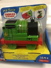 Fisher-Price My First Thomas the Train Percy Stack-a-Track, BNIB