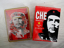 PICTURE PLAYING CARDS POKER GAME - CHE GUEVARA REVOLUTIONARY MEN BOYS PARTY A5