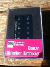 Seymour Duncan Distortion SH-6 Humbucker Pickup Bridge BLACK Electric Guitar