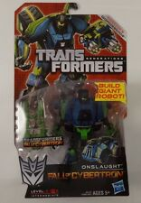 Transformers Generations ONSLAUGHT Bruticus FOC New Sealed