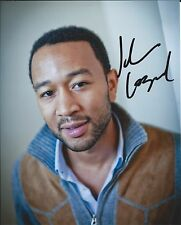 John Legend signed  8x10 Photo - All of Me, Glory, Tonight