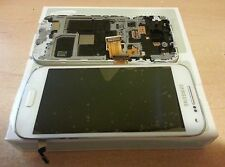 SAMSUNG I9195 GALAXY S4 MINI LCD TOUCH SCREEN DISPLAY FULL ORIGINAL GENUINE WHIT