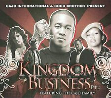 Kingdom Business, Pt. 2 [Digipak] by Canton Jones (CD, Oct-2009, Cajo...