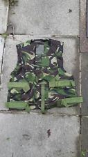 BRITISH WOODLAND DPM BODY ARMOUR COVER / FLAK JACKET / VEST 190/108