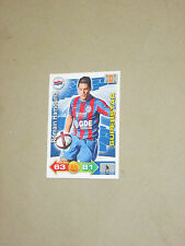 HAMOUMA MALHERBE CAEN SUPERSTAR Trading card carte ADRENALYN PANINI 2011-2012