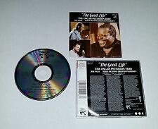 CD  The Oscar Peterson Trio - The Good Life  5.Tracks  1984  12/15