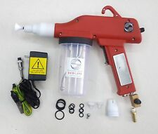 New Red Line EZ50 - the new 50kV portable powder coating cup-gun