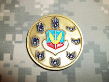 U.S. Air Force AIR COMBAT COMMAND Proud Home Of 1st Fighter Wing Challenge Coin