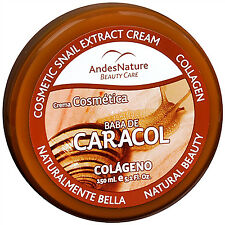 BABA DE CARACOL SNAIL EXTRACT ANTI-AGEING ACNE BLEMISH SCAR STRETCH-MARK CREAM