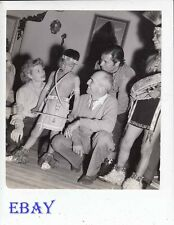 Lucille Ball Director George Marshall James Craig VINTAGE Phot Valley Of The Sun