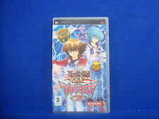 psp YU-GI-OH GX Tagforce Tag Force 2 YUGIOH Playstation PAL English